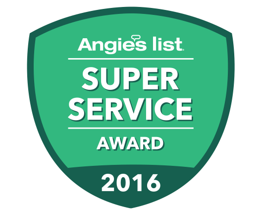 2016 Angies List Super Service
